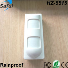Outdoor rainproof pet immune pir detector,100meters,pet PIR,wireless outdoor infrared sensor,waterproof