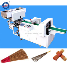 Full automatic incense stick agarbatti counting packing machine