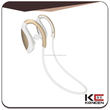 high density Gold Bluetooth headset