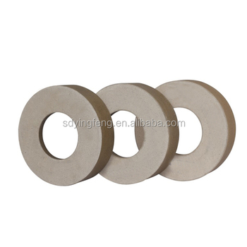 JFB015 DK Glass spare part of glass polishing emery grinding felt wheel