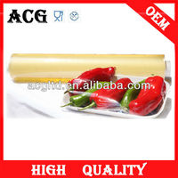 calendering colored roll plastic pvc wrap film