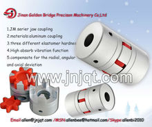 2013 hot sale!! Jaw coupling/spider coupler/limiter torque