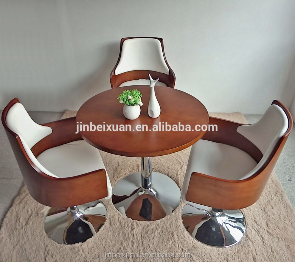 Multi color coffee shop and table conference staff swivel office chair, living room furniture