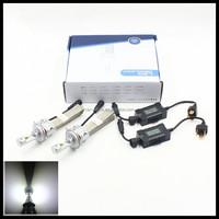 50w h4 led headlight headlamp hi/lo led fog light bulbs for bmw e46 e38 e39 6500k super white h4 led headlight head lamp for vw