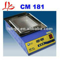 Lead free soldering Pot Square Series CM 141