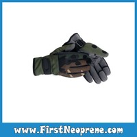 High Quality Full Finger Protection Neoprene Coated Work Gloves