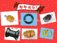 excavator track roller assy 325 undercarriage parts
