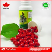 GMP Private label OEM brand acai berry