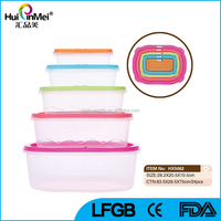 Food Grade Plastic Food Storage Container
