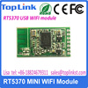 TOP-MS04 Ralink rt5370 embedded usb wifi module support wifi direct