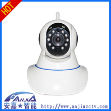 Night Vision Internet Surveillance Camera Built-in Microphone With Phone remote monitoring ip camera