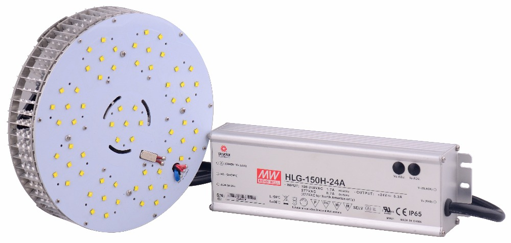 5 years warranty ETL 150w LED retrofit kit
