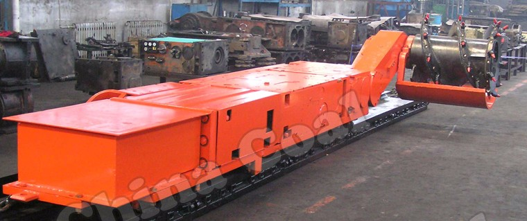 MG100/250-BWD Serial of Coal Cutting Machine