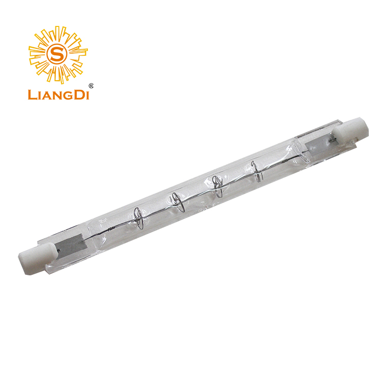 infrared curing lamp heating element for paint curing oven