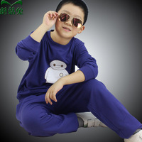Children Cotton Jogging Suit for Sweatshirt and Pants