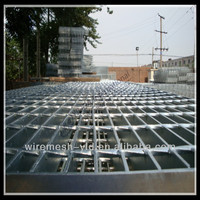 hot dipped galvanized steel strating