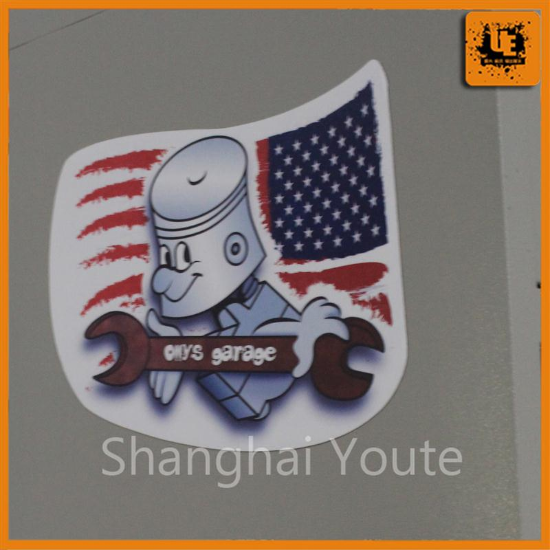 car road tax sticker magnetic vinyl sticker type car sticke
