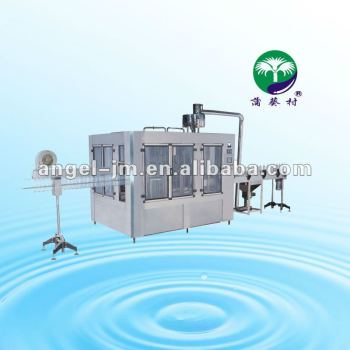 ISO complete 3 in 1 small bottle energy drink filling machine