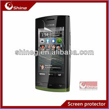 For Nokia 500 Fate clear screen protector/screen guard/screen shield with manufacture price oem/odm