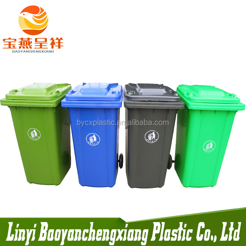 Outdoor Plastic Waste Bin Container Price