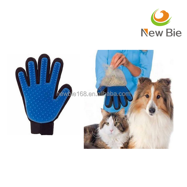 As Seen on TV Deshedding Brush Magic Glove For Gentle And Efficient Pet Grooming