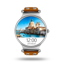 "LEMFO LEF1 Smart Watch 512MB + 8GB 1.39"" OLED android 5.1 OS GPS WIFI Smartwatch"