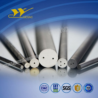 Tungsten Carbide Rods With Coolant Holes-polished rod
