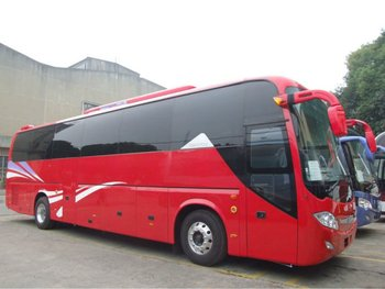 new luxury passenger bus for sale GDW6121HK 50 seater bus