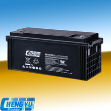 12v 120Ah rechargeable sealed lead acid battery for solar system