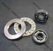 Good Quality Ceramic Ball Bearing with Good Price Full or Hybrid Type