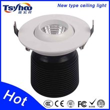 Safety and environmental protection 9W recessed downlight AC85-270V led light ceiling