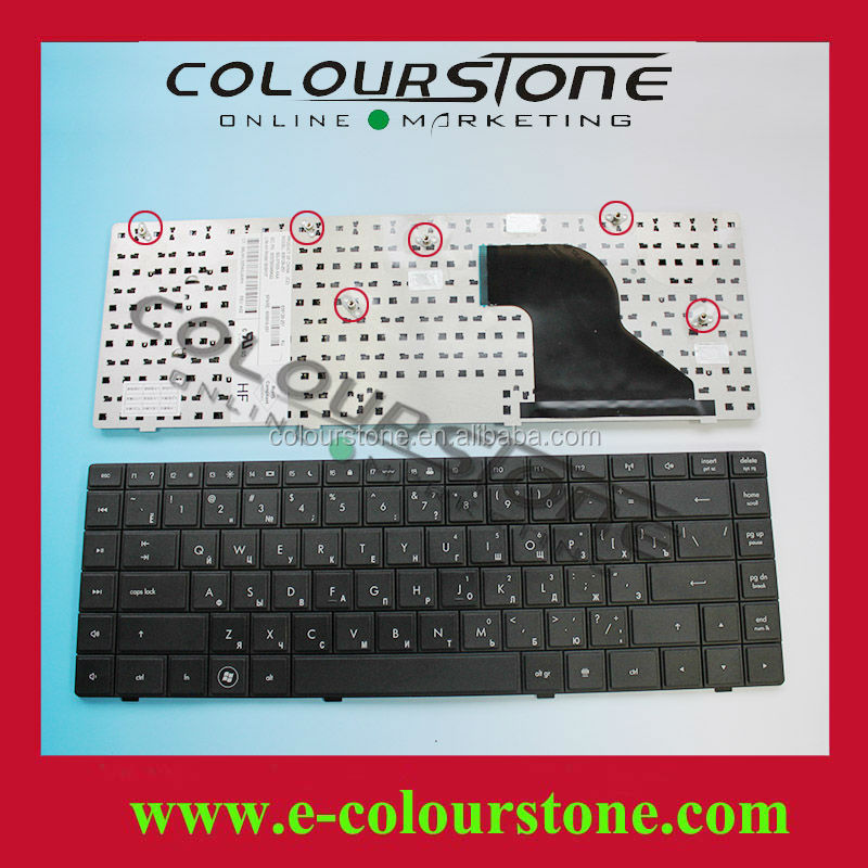 lap[top keyboard picture For HP CQ620 CQ621 RU Laptop Keyboards