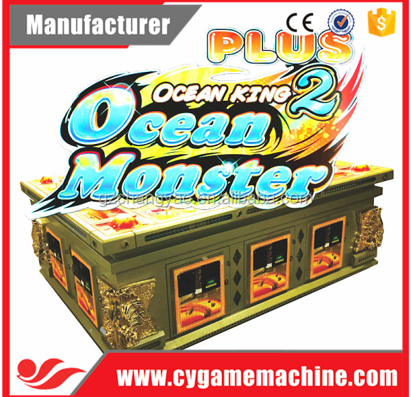 Popular Ocean Monster Children'S Games Catching Fish Supplier