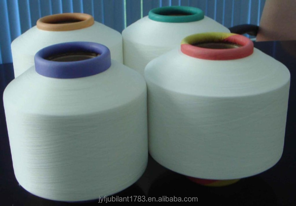 Spandex /polyester /nylon Double Covered Yarn 140D/75D/2 140D/70D/2 For Underware