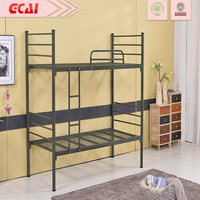 cheap strong simple design heavy duty hot sale metal bunk bed parts