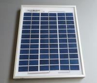 5W 18V Polycrystalline silicon Solar Panel used for 12V photovoltaic power home system, 5Watt 5WP 12VDC PV Poly solar Module