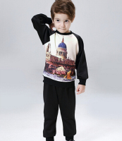 2016 new design kids boutique clothing fashion suit for 2-6 year old child boys