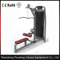 Lat Pulldown and Low Row / Commercial Gym Equipment TZ-6057