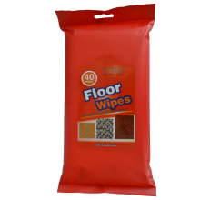 Chinese Supplier Custom Logo Floor Mops with Disposable Wet Wipes