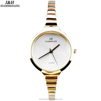 casual Korean style bracelet woman watch fashion ladies stainless steel wristwatches simple thin case Montre for lady