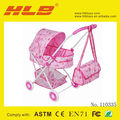 BABY TOY , BABY STROLLER WITH BABY
