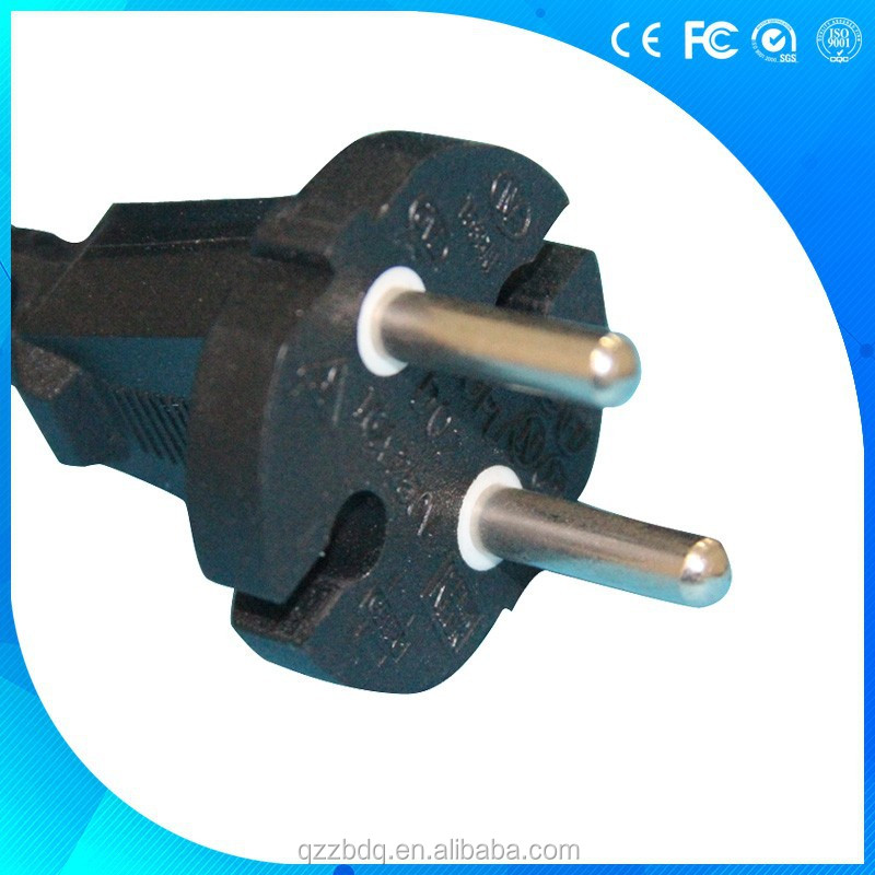 Similar Products Contact Supplier Leave Messages Europe VED approved power cord ICE C7 C8 plug