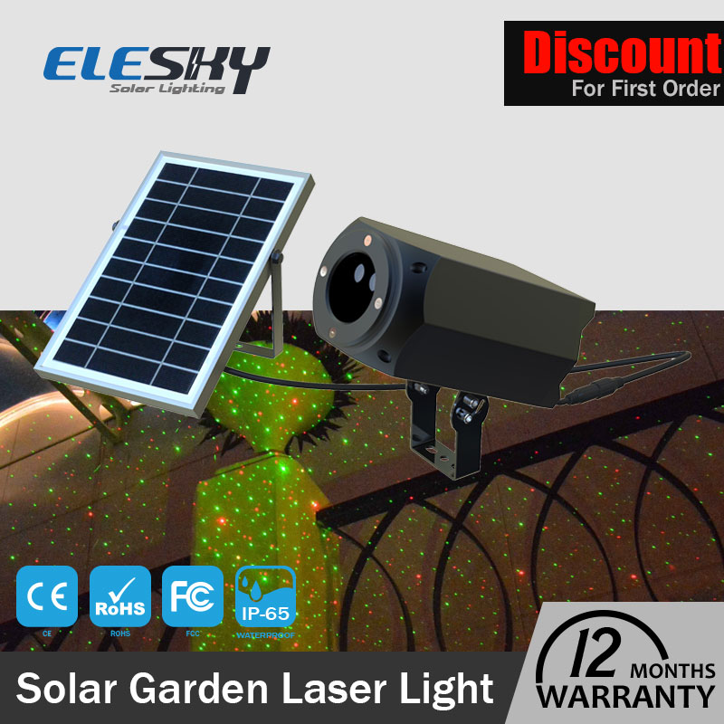 Hot Selling IP65 Solar Powered Led color changing led spotlight