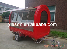 YS-FT300A mini truck food/fast food truck for sale