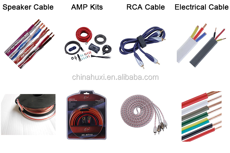 Haiyan Huxi Custom Made Tv Tuner Rca Output