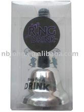 hand ring bell/different designs/different color