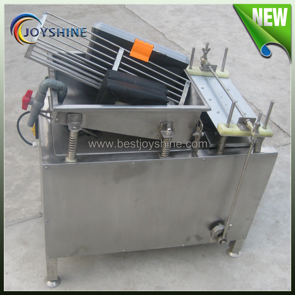 promotion high standard 300kg per hour capacity quail egg shell peeling machine prices