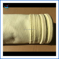 Direct manufacturer of water and oil proof glass fiber compound Filter Bag