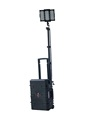Brightest 120W valued hazardous location work lights with mobile lighting tower