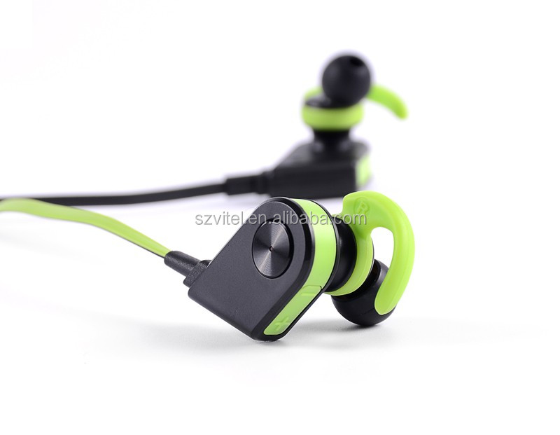 Sweatproof Wireless Gym/Fitness Running Color Bluetooth Headphones